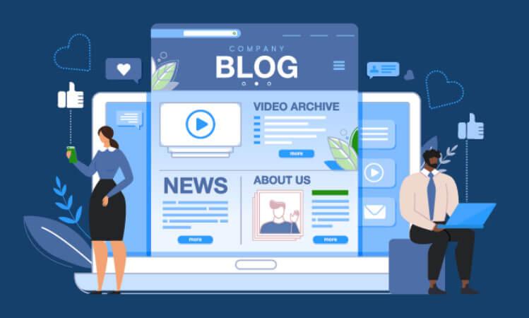 Разработка блога на WordPress под ключ